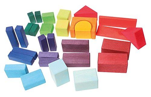 Grimms 10130 Geometrische Steine – 30 Teile - 3