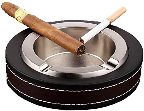 Cenicero al aire libre del metal del cenicero delcigarro para losceniceros modernos para el patio/el hogar/la mesa