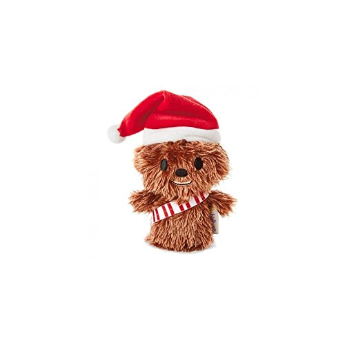 Hallmark 25468863Star Wars Chewbacca Weihnachten Itty Bitty Plüschtiere