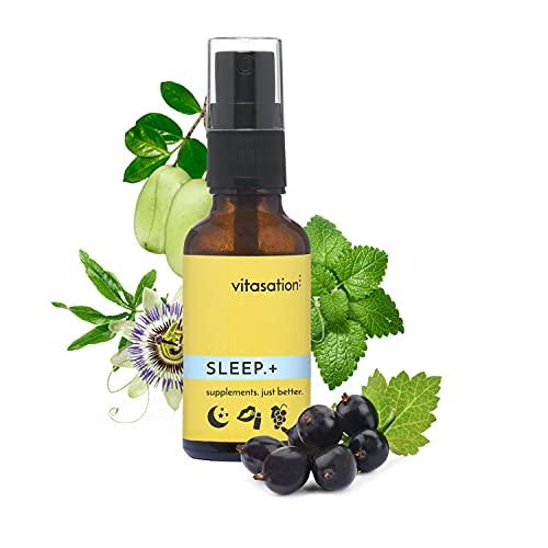 SLEEP.+ Mund-Spray mit Melatonin