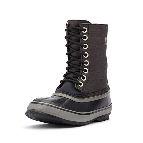 Sorel Women's 1964 CVS Boot - Rain and Snow - Waterproof - Black, Quarry - Size 7.5