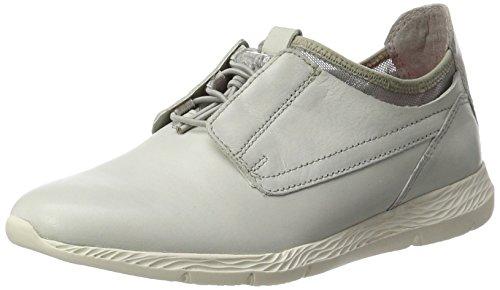 Tamaris Damen 23619 Sneakers, Weiß (Offwhite 109), 38 EU