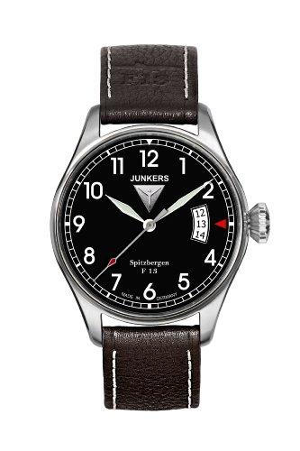 Junkers Herrenuhr 6170-2 Serie Spitzbergen F13