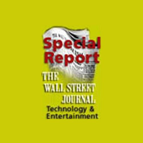 The Wall Street Journal Special Report cover art