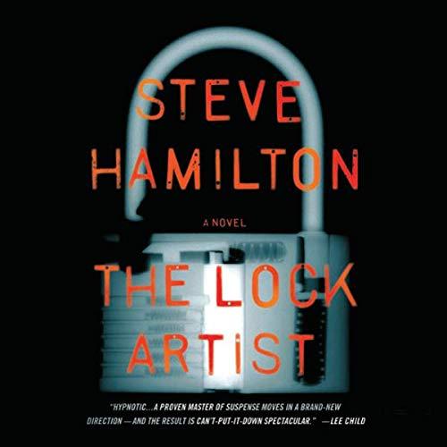 『The Lock Artist』のカバーアート