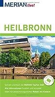MERIAN live! Reisefuehrer Heilbronn: Mit Extra-Karte zum Herausnehmen