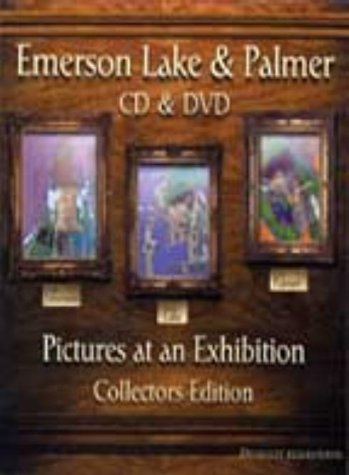 Emerson, Lake & Palmer - Pictures at An Exhibition (CD Case) [UK Import]