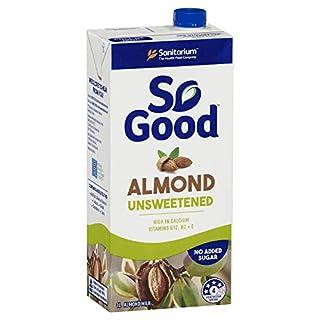 Sanitarium So Good Long Life Unsweetened Almond Milk 1l (B07213ZDJL)   Amazon price tracker / tracking, Amazon price history charts, Amazon price watches, Amazon price drop alerts