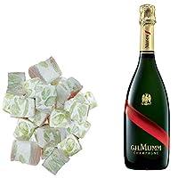 Photo Gallery assortimento champagne mumm - gran cordon & 150g nougadets pina colada - jonquier deux frères