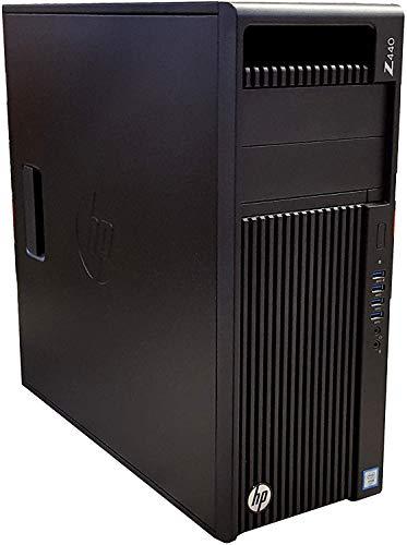 HP Z440 Workstation, Intel Xeon E5-1620 v3 3.5GHz 4-Core 16GB DDR4 RAM, 2TB SATA HDD, Nvidia Quadro K600, Win7 Pro 64-bit, USB 3.0, Display Port (Renewed)
