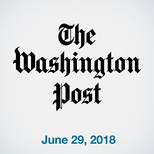 June 29, 2018 copertina