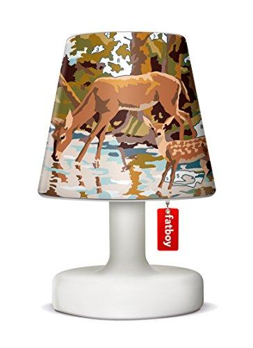 Fatboy® Edison the Petit + Cooper Cappie paint by no1 | Tischlampe / Outdoor Lampe / Nachttischlampe | Kabellos & per USB Aufladbar