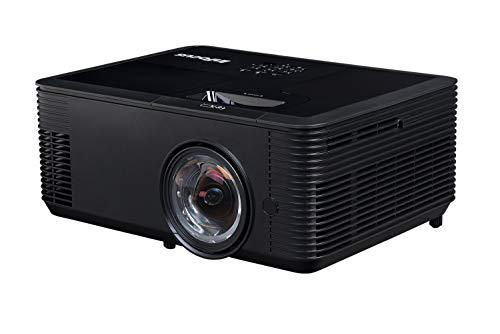 InFocus IN134ST DLP XGA 4000 Lumens Short Throw, 3X HDMI, VGA, 3D and Wi-Fi...