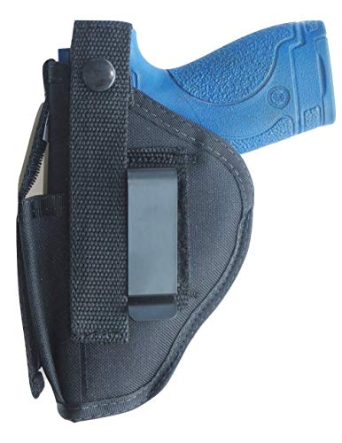 Federal Holster for Walther PK380 with Built-in Magazine Pouch