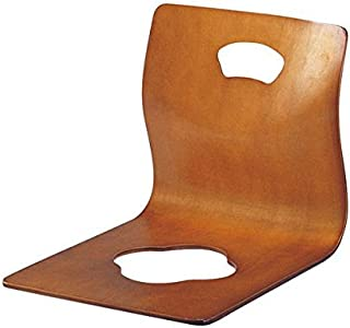 KOEKI 座椅子 GZ-395 ブラウン 生活用品 インテリア 雑貨 インテリア 家具 オフィス家具 事務用チェア その他の事務用チェア top1-ds-1323611-sd5-ah [独自簡易包装]