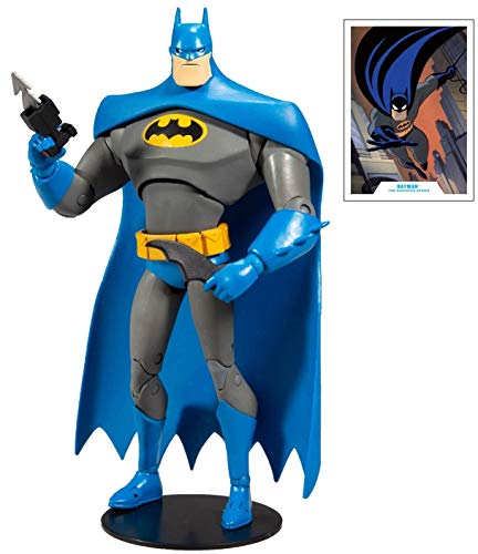 McFarlane Toys DC Multiverse Animated Action Figure Animated Batman Variant Blue/Gray 18 cm