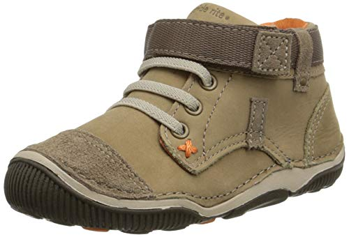 Stride Rite SRTech Garett Boot (Toddler), Brown, 5 XW US Toddler