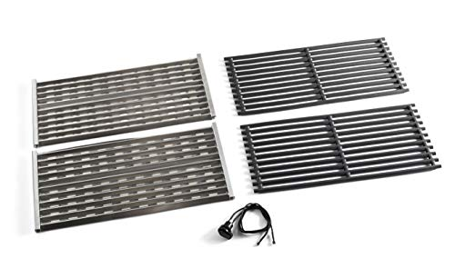 Grill Valueparts Grill Kit For Charbroil 463241013 T22D 463241014 463243911 463273614 466247110 463243812 463243911 463246909 463246910 G519-A400-W1 G354-0300-W1 G526-2200-W1 G526-0007-W1 G515-4800-W1