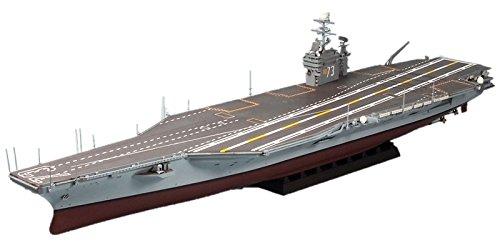 1/700 スカイウェーブシリーズ アメリカ海軍空母 CVN-73 ジョージ・ワシントン2008 プラモデル M43