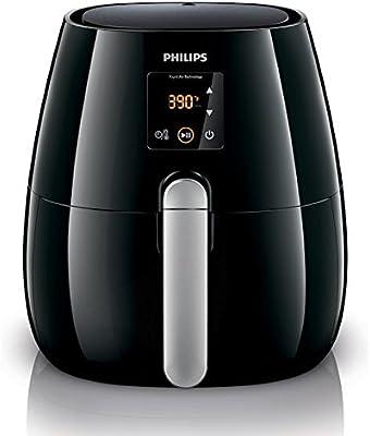Philips Viva Digital Airfryer HD9230/26 (Renewed)