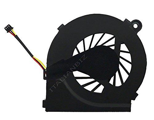 ITALIANBIZ Ventola CPU Cooling Fan Compatibile con HP Pavilion g6-1111el g6-1112sl g6-1115sl g6-1120sl g6-1122sl g6-1125sl g6-1126sl g6-1127sl g6-1130sl g6-1133sl