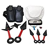 Trushop I3C Anime Naruto Accessoires Cosplay Accessoires Jouets Arme Serie...