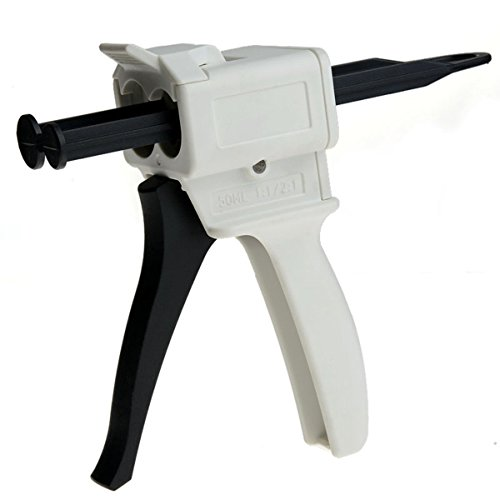 AZDENT Dental Impression Mixing Dispensing 50ml Dispenser Gun 1:1(2:1)