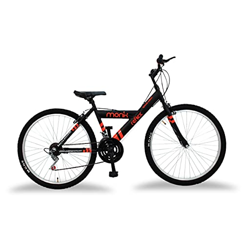 bicileta rodada 26 fabricante Monk