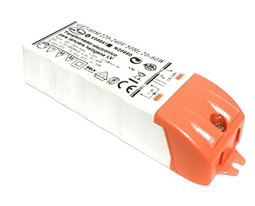 Clic Light Trafo 220-12 V, 20-60 W, für Halogen- und LED-Lampen