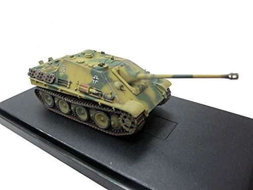 WECDS-E Modelo de Tanque de plástico Militar 1/72, Modelo Terminado de Tanque de Guepardo de Alemania de la Segunda Guerra Mundial, coleccionables y Regalo