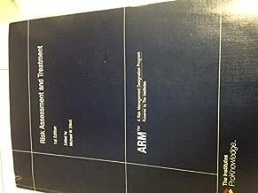ARM 55 - Risk Assessment and Treatment, 1st Edition (ARM A Risk Management Designation Program)