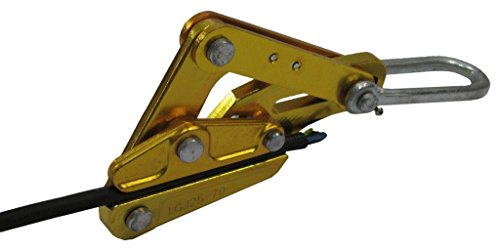 Cable Wire Rope Grip Puller Pulling (10 KN) KX-1L (can not be Used for Steel Wire Rope)