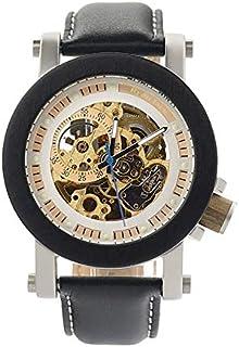 Montre Bracelet En Cuir Mécanique Goer Man Classique Squelette Montre De Sport Horloge Buy Montre Mécanique Automatique Pour Homme,Montres