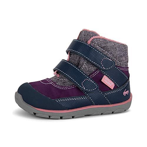 See Kai Run - Atlas II Waterproof Insulated Boots for Kids, Purple, 3Y