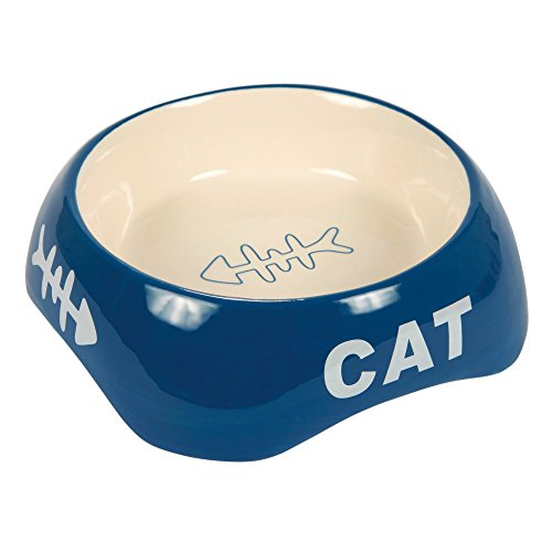 Comedero bajo de cerámica para gatos de TRIXIE