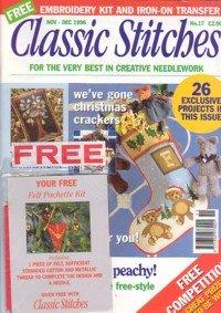 Classic Stitches Magazine, No. 17, November/December 1996
