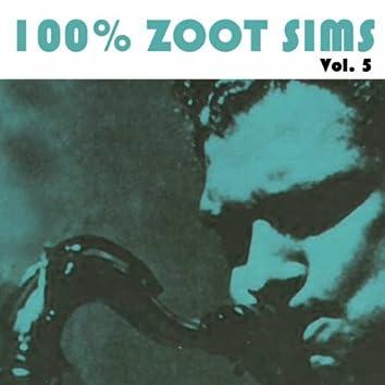 100% Zoot Sims, Vol. 5