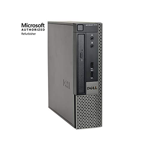 Fantastic Prices! Dell OptiPlex 7010-USFF, Core i5-3470S 2.9GHz, 8GB RAM, 240GB Solid State Drive, D...