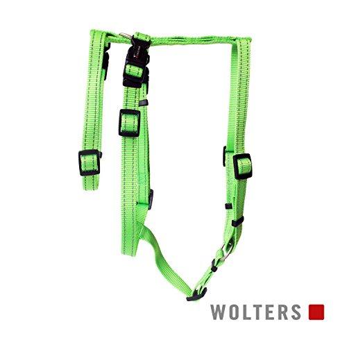 Wolters Geschirr Soft & Safe No Escape Gr.M 40-50cm lime
