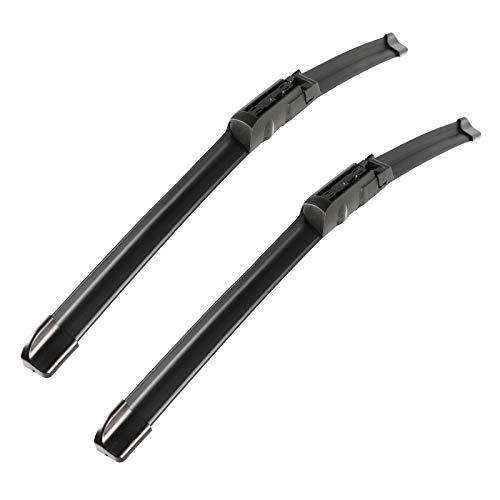 2 wiper Factory for Audi A6 C6 S6 A6 2005-2011 Original Equipment...