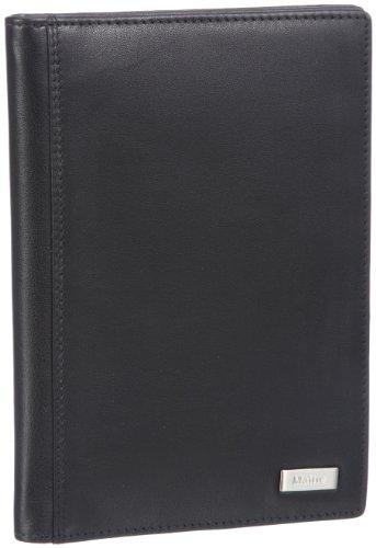 Maitre Unisex-Erwachsene Brieftasche Taschenorganizer, Schwarz (black 900), 12x17x1 cm