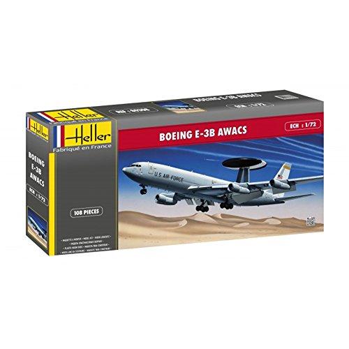 Helder 80308 modelbouwset Boeing E-3B AWACS