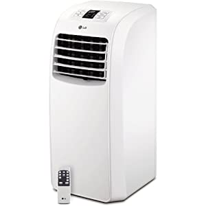 LG Electronics LP0814WNR, 8000 BTU Portable Air Conditioner