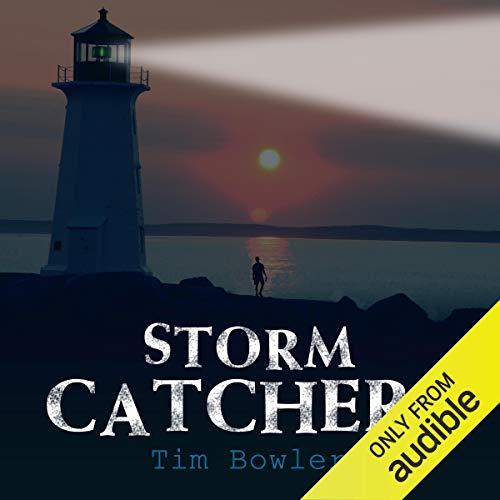 Storm Catchers audiobook cover art