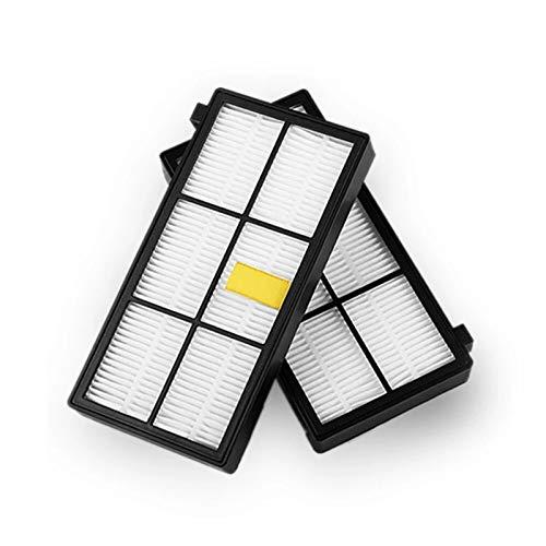 WUYANZI Kit de Filtro de neumáticos de Cepillo Lateral Principal 9pcs / Set Fit para Irobot Roomba 800 900 Series 850 860 960 966 Piezas de aspiradora