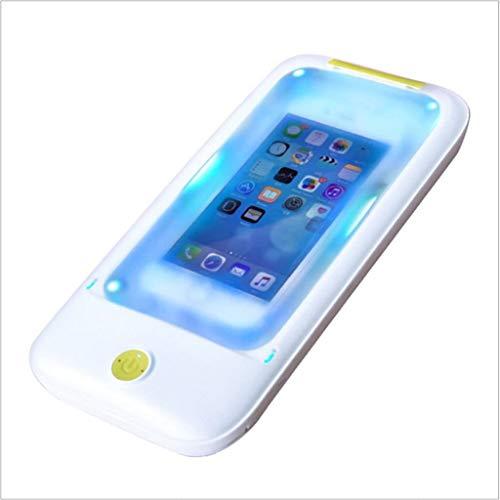 AIAIⓇ Stérilisateur de téléphone Stérilisateur UV Mobile, nettoyant Multifonction USB, adapté aux téléphones Portables, Montres, sous-vêtements, Ciseaux et Autres Petits Objets