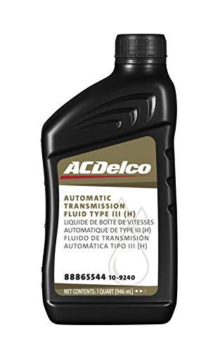 ACDelco 10-9240 Type III (H) Automatic...