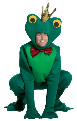 Adult Frog Prince Costume