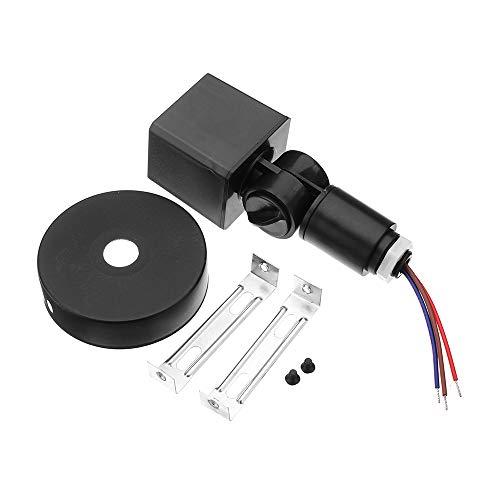 DADEQISH AC85-265V 200W Interruptor de luz al aire libre