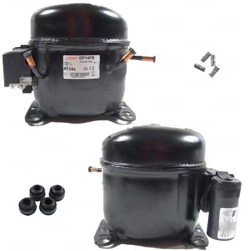 Compressore ermetico ACC ZEM Cubigel Huayi Electrolux GP14FB